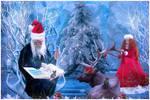 Magic Christmas by annemaria48
