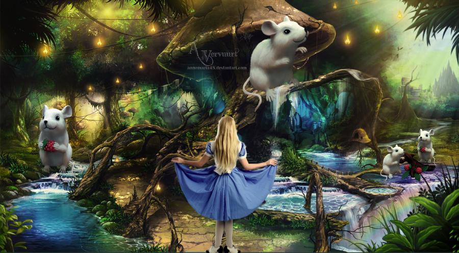 Wonderland 2 by annemaria48