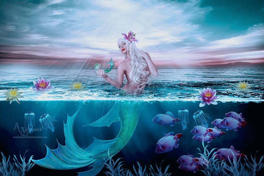 mermaids by annemaria48