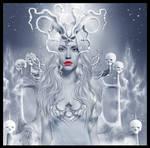 The skull queen