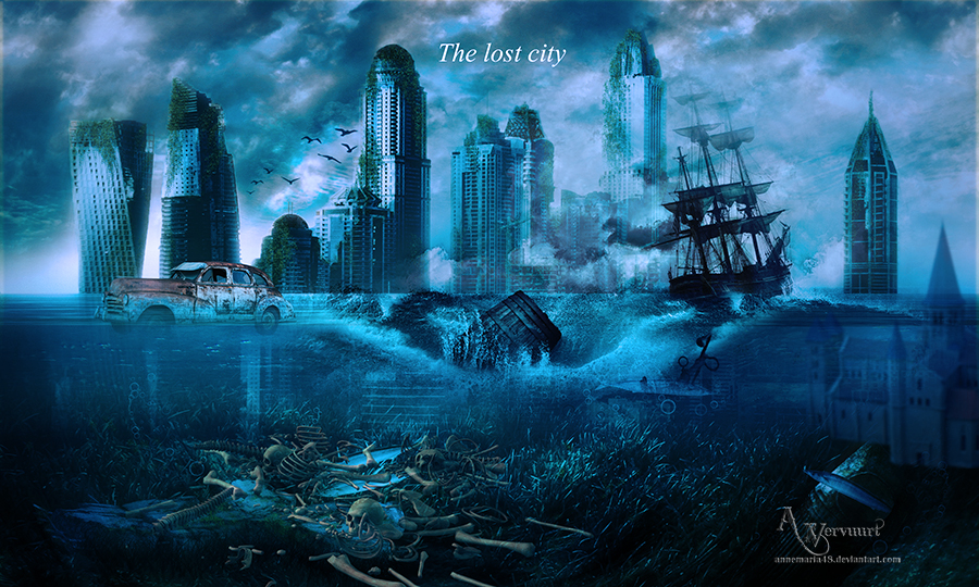 The lost city by
