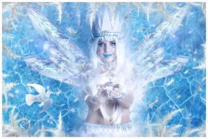 The frozen angel by annemaria48