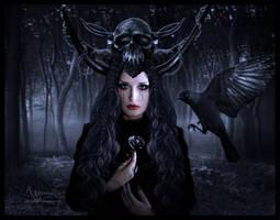 The dark by annemaria48