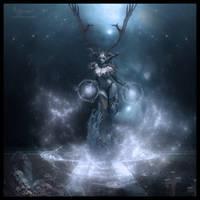 Magic Spirit by annemaria48