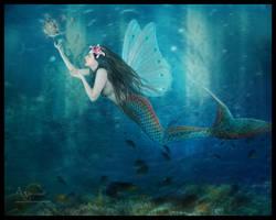 Mermaid Fairy by annemaria48
