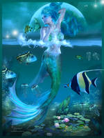 Mermaid 4 by annemaria48
