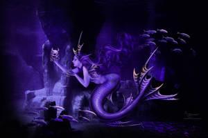 mermaid 6 by annemaria48