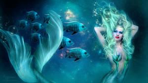 mermaid 12 by annemaria48
