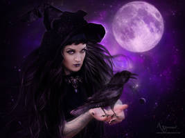 Witch 2 by annemaria48