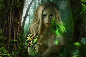 Jungle girl by annemaria48