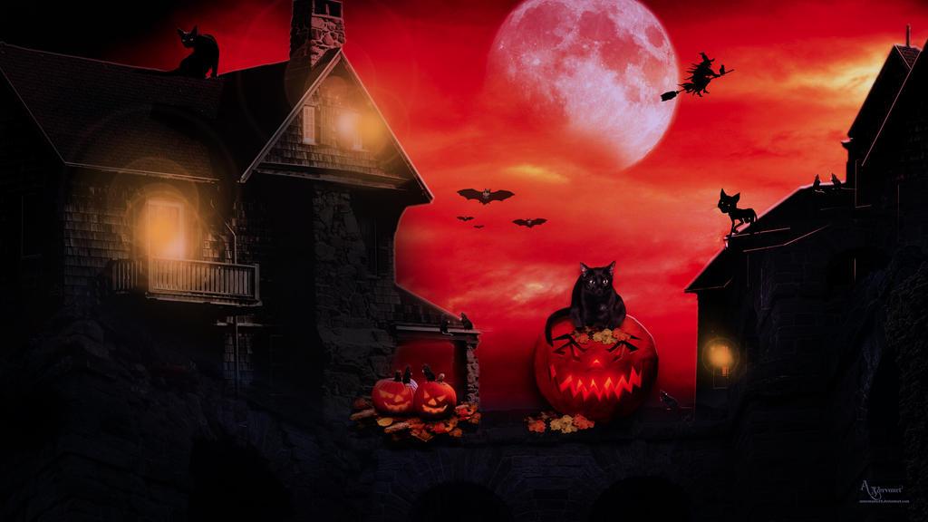 Halloween house 2019