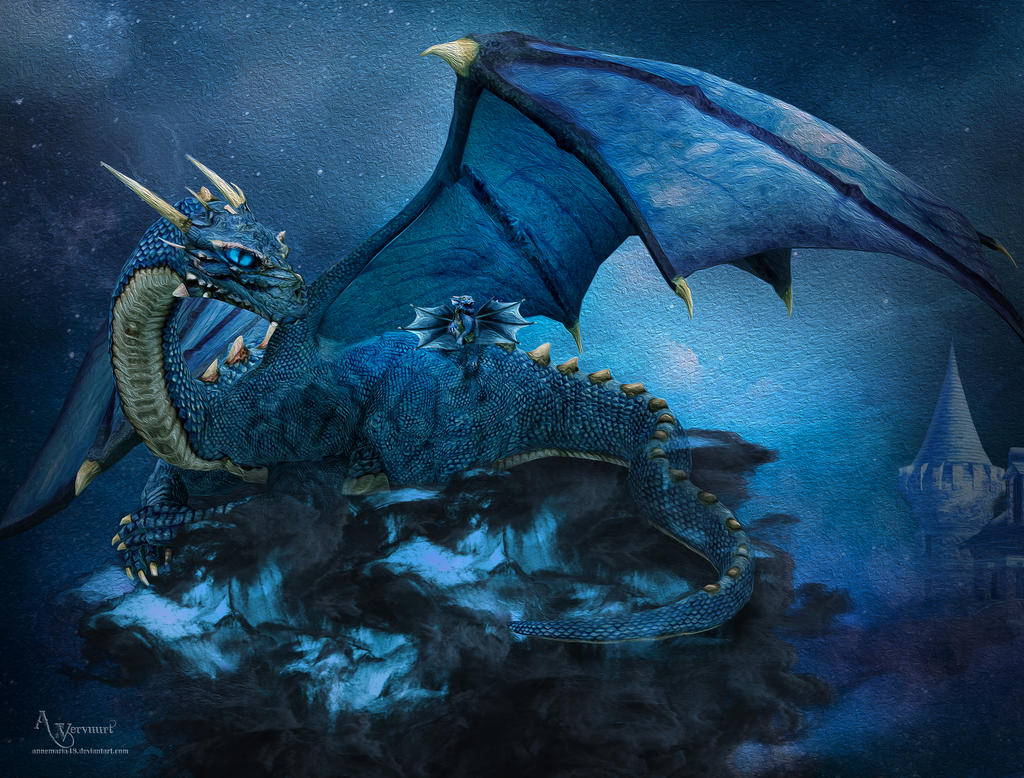 Bleu Dragons