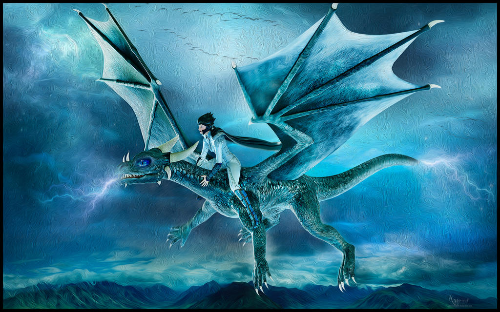 Travel with my dragon