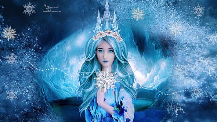 Ice queen 2019