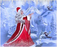 Fae fairy angel by annemaria48