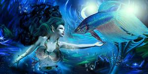 Mermaid and Beta