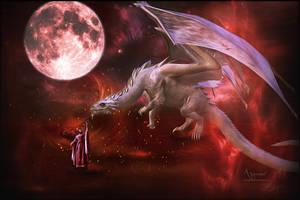 Dragon master by annemaria48