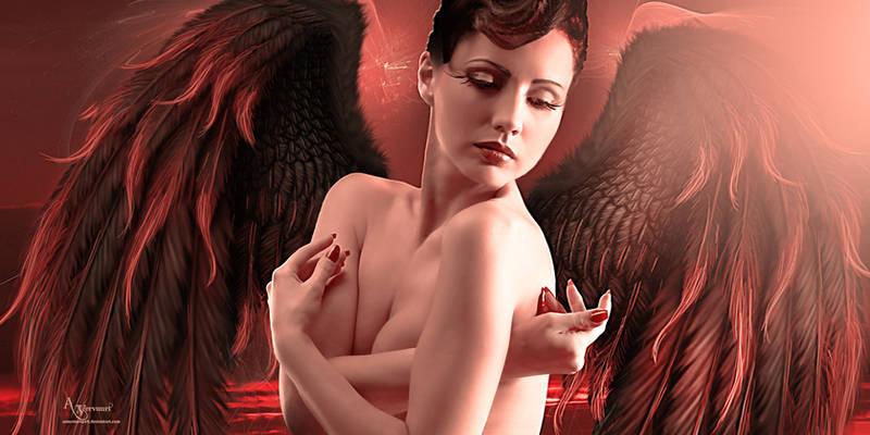 The beauty angel