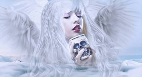 White angel maria