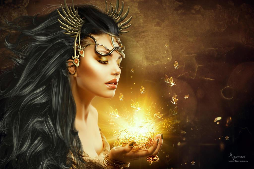 Magical Fairy virgin