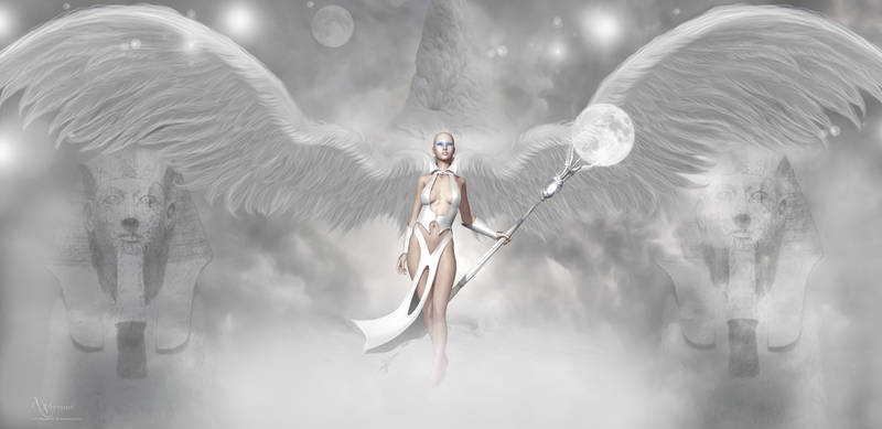 The angel portal