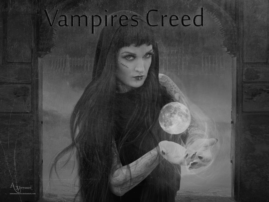vampires Creed 1