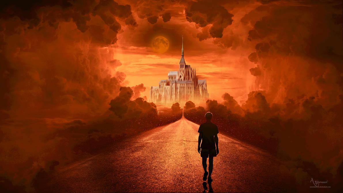 My castle in heaven