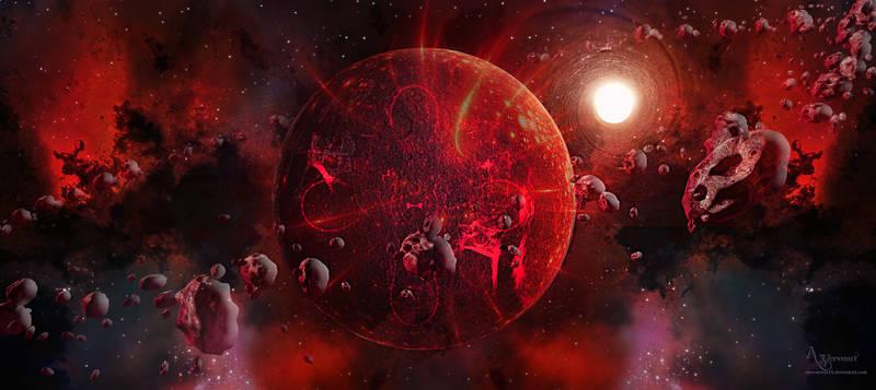 The terminator planete
