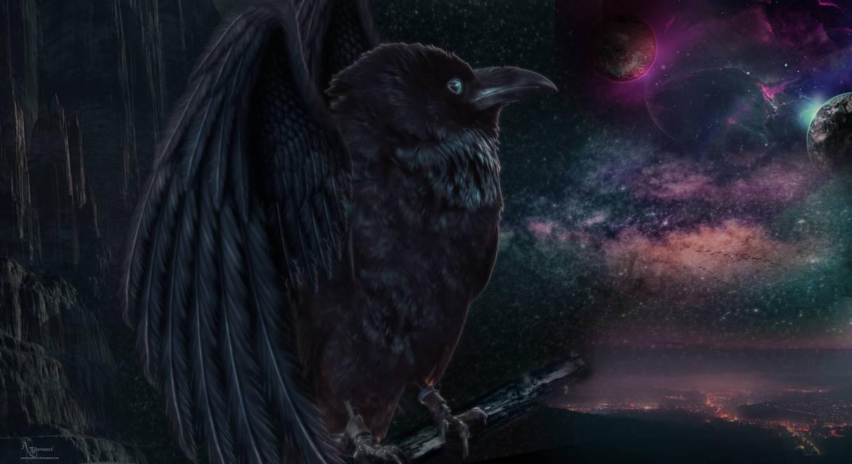 The space bird