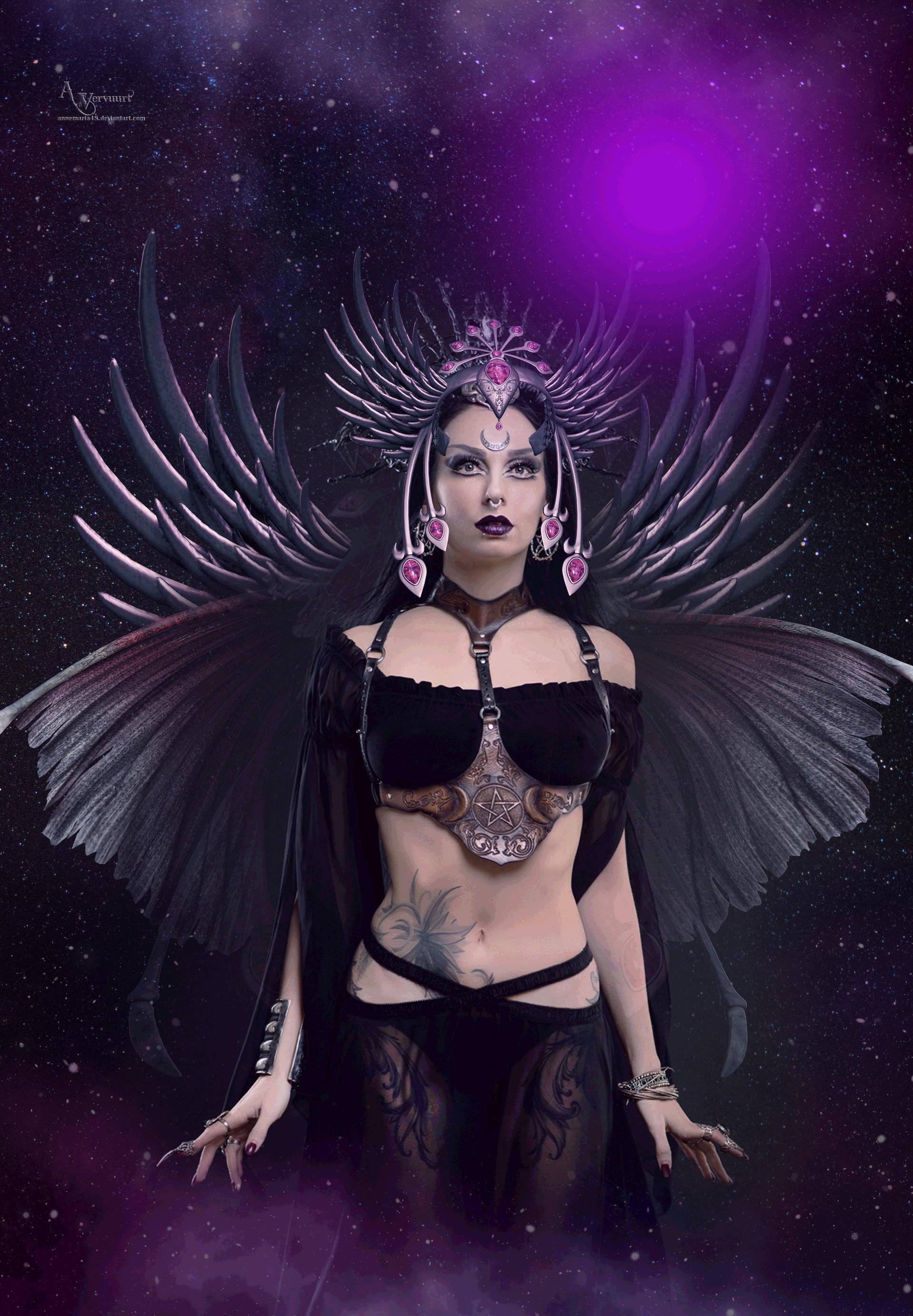 The mermaid in cosmos