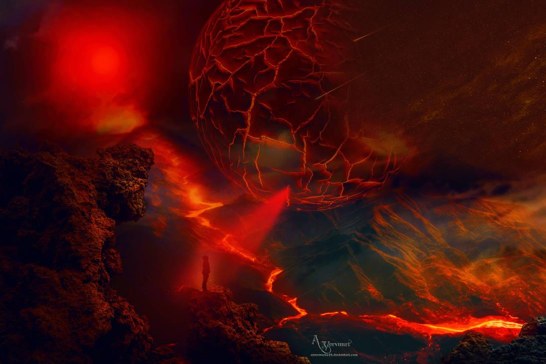 The vulcan planet