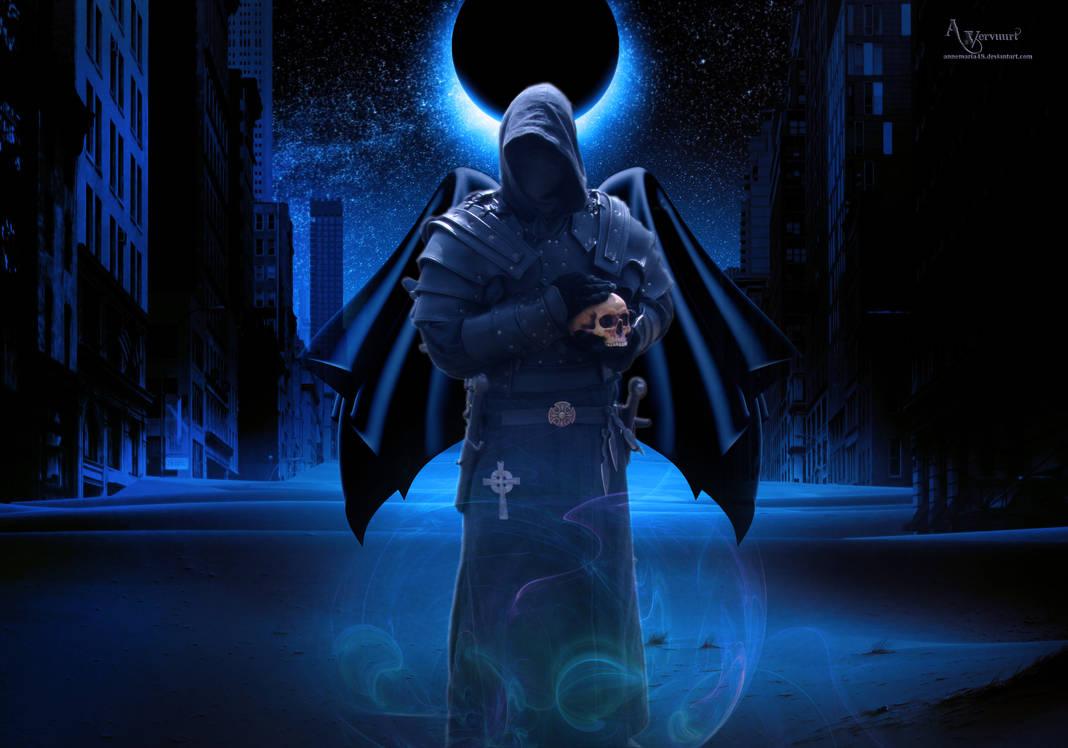 Grim Reaper in Town