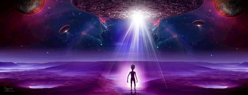 Alien planet 2