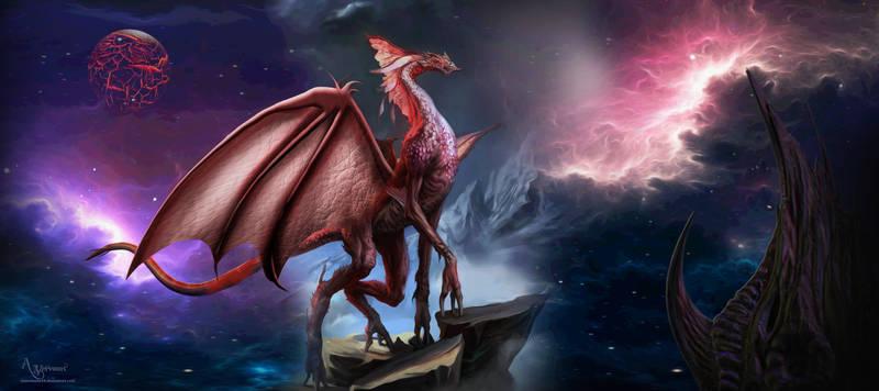 The giant dragon