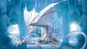 The cave dragons