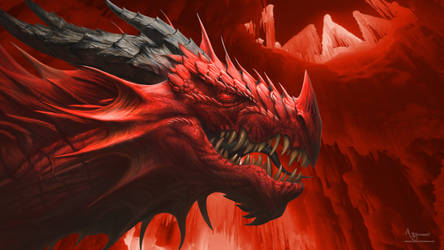 the best dragon on DA