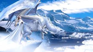 The iceland vieuw