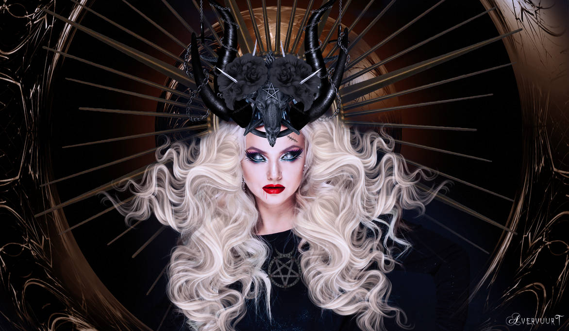 The demon wife