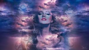 The thunder woman