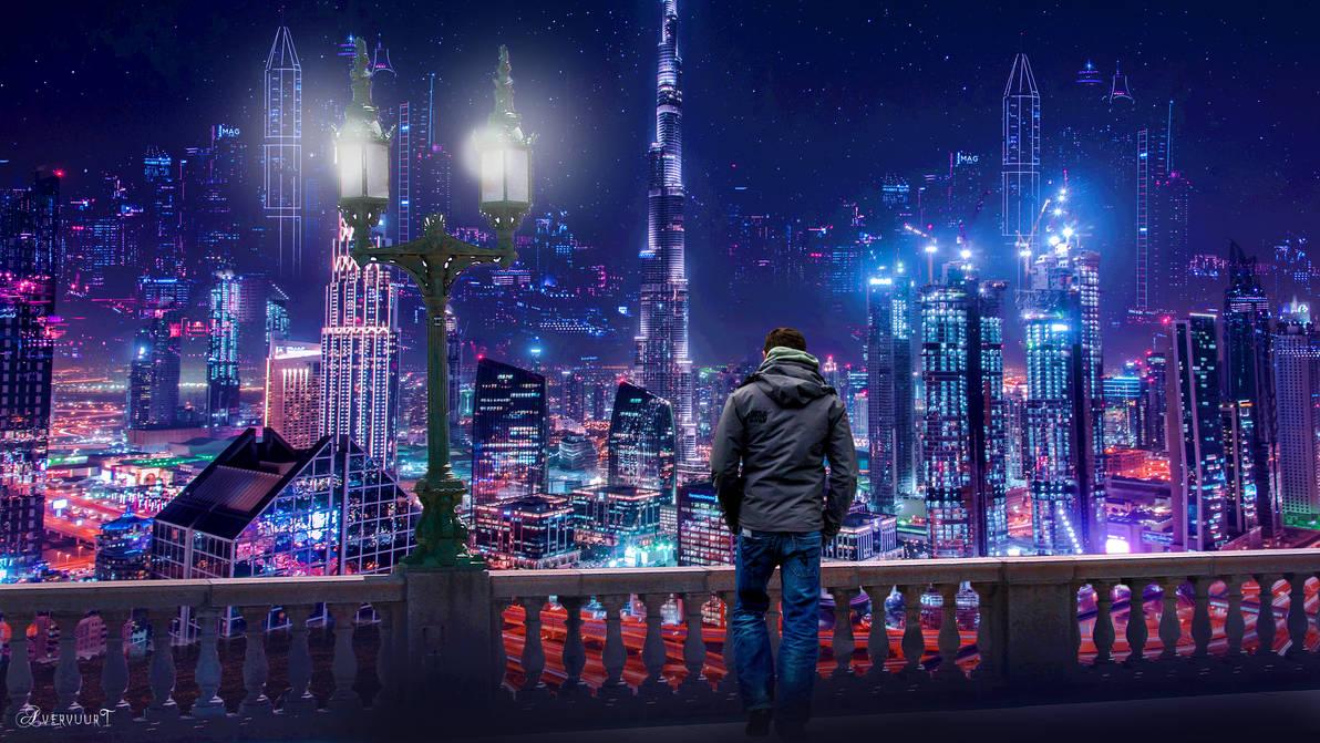The light city