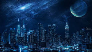 City night bleu