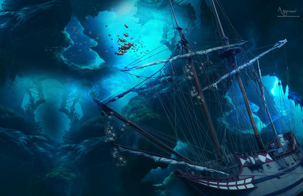 Wreckle ship