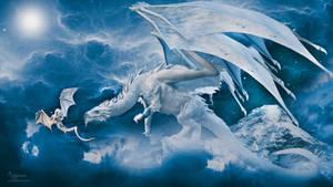 The dragon first flight