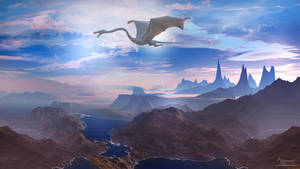 The dragon Island