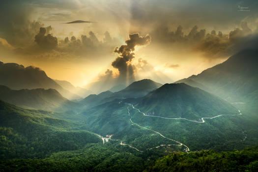 The hills beauty