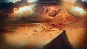 Desert Road 11