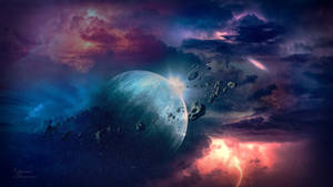 The cosmos X