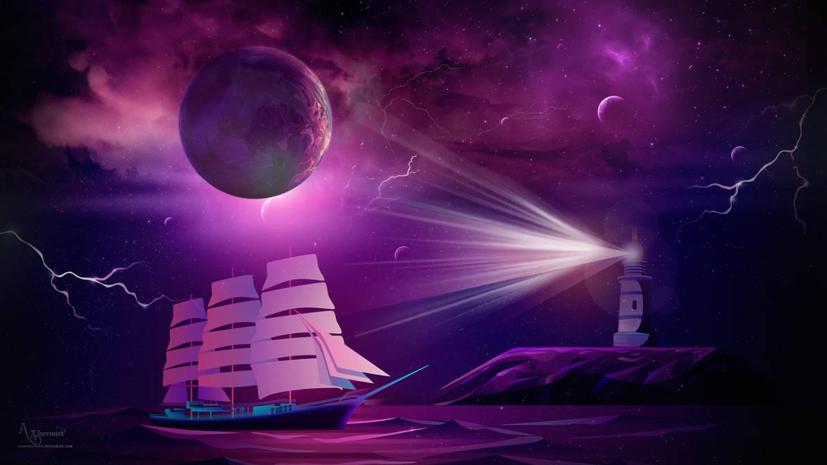 The Purple Boat journey