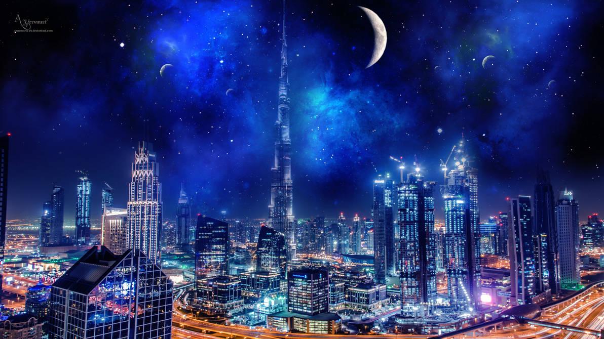 Neon cities 3