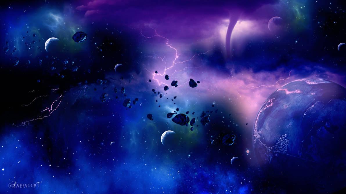 Blue Cosmos x